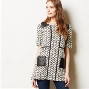 Anthropologie Postmark Hida Knit Tunic Size Small